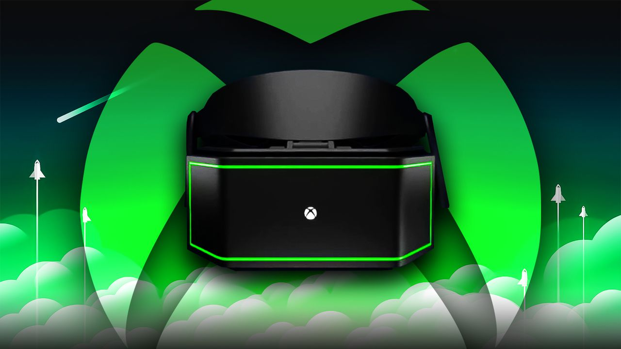 Xbox, virtual reality
