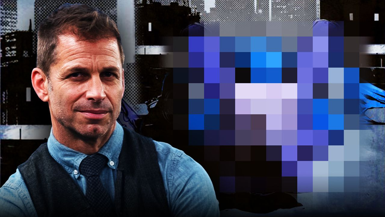 Zack Snyder's NSFW Photo of Batman Gets Taken Down From Twitter