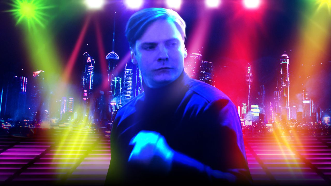 Zemo Dancing Falcon and Winter Soldier