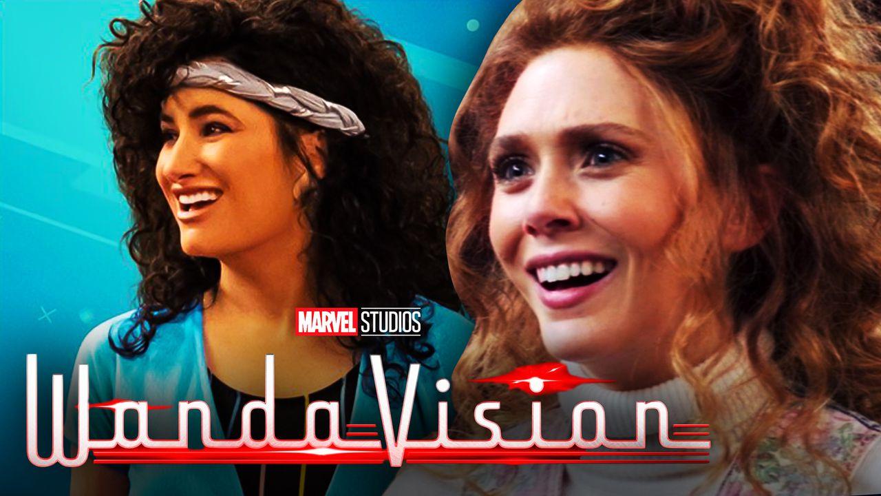 Agnes, Wanda, WandaVision