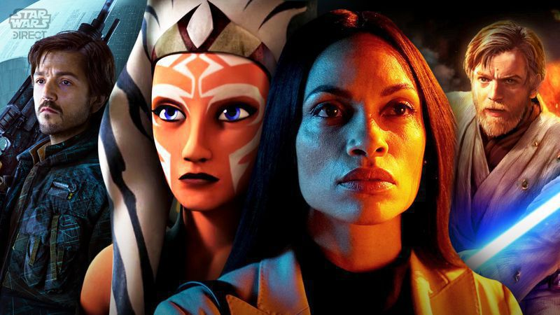 Exclusive: Rosario Dawson's Ahsoka Tano Contract is a Multi-Show Deal