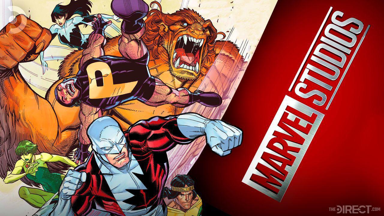 Alpha Flight Team, Marvel Studios logo