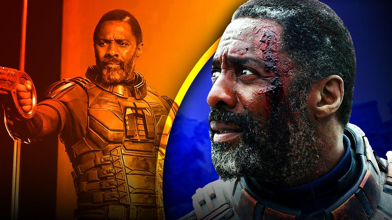 Idris Elba Blood