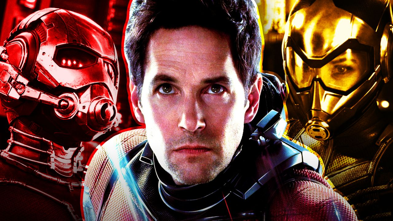 Ant-Man, The Wasp