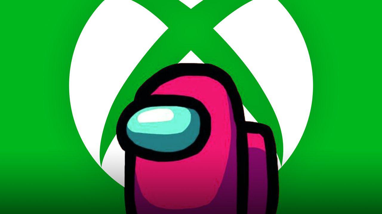 Among Us Xbox Logo