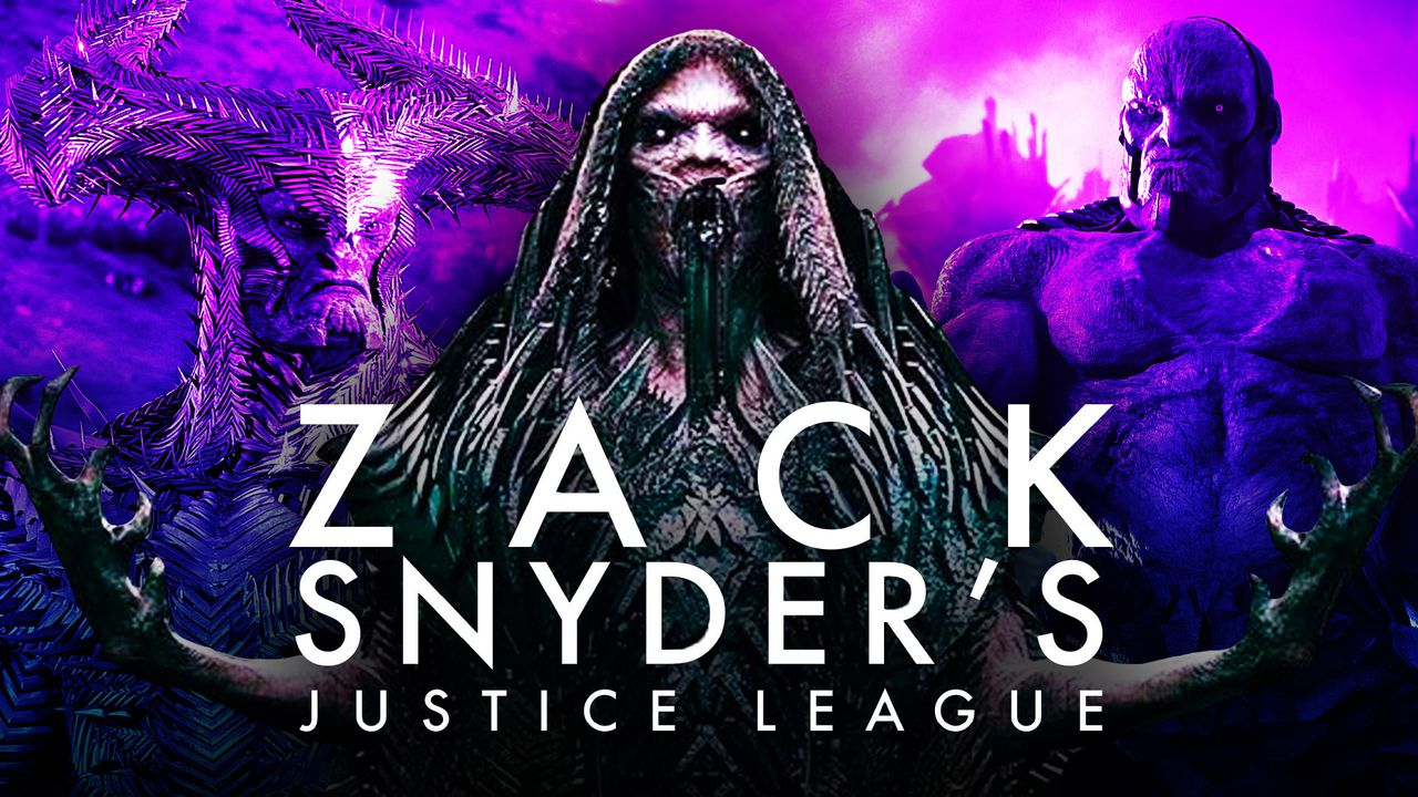 Justice League: 'Disturbing' Alternate Version of Apokolips Priests In Snyder Cut Revealed