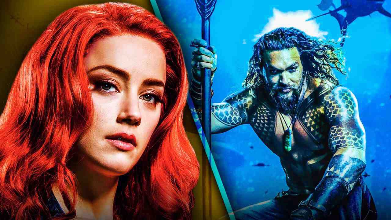 Aquaman 2 Reveals First Look at Amber Heard and Other Returning Actors