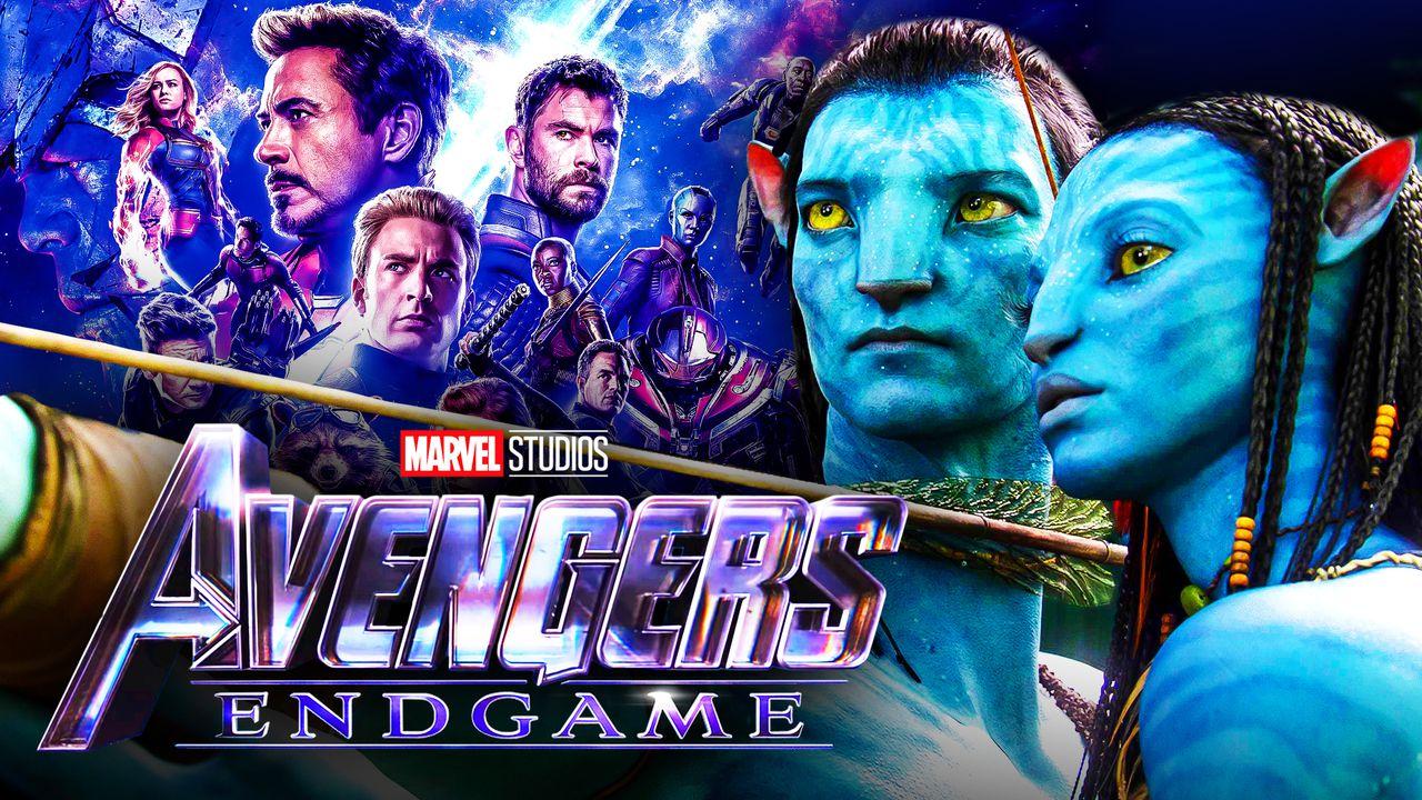 Avengers: Endgame logo, Avatar, Avengers: Endgame poster