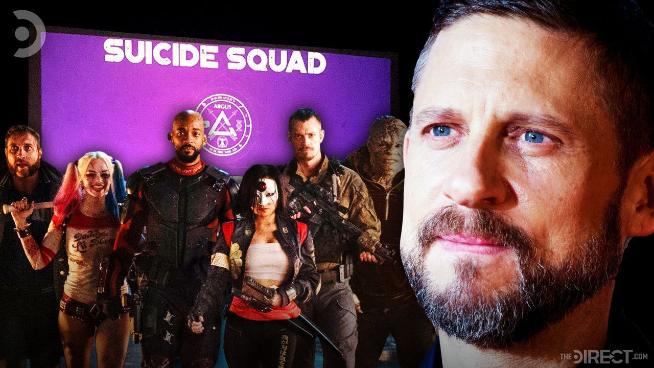 Suicide Squad movie image, David Ayer