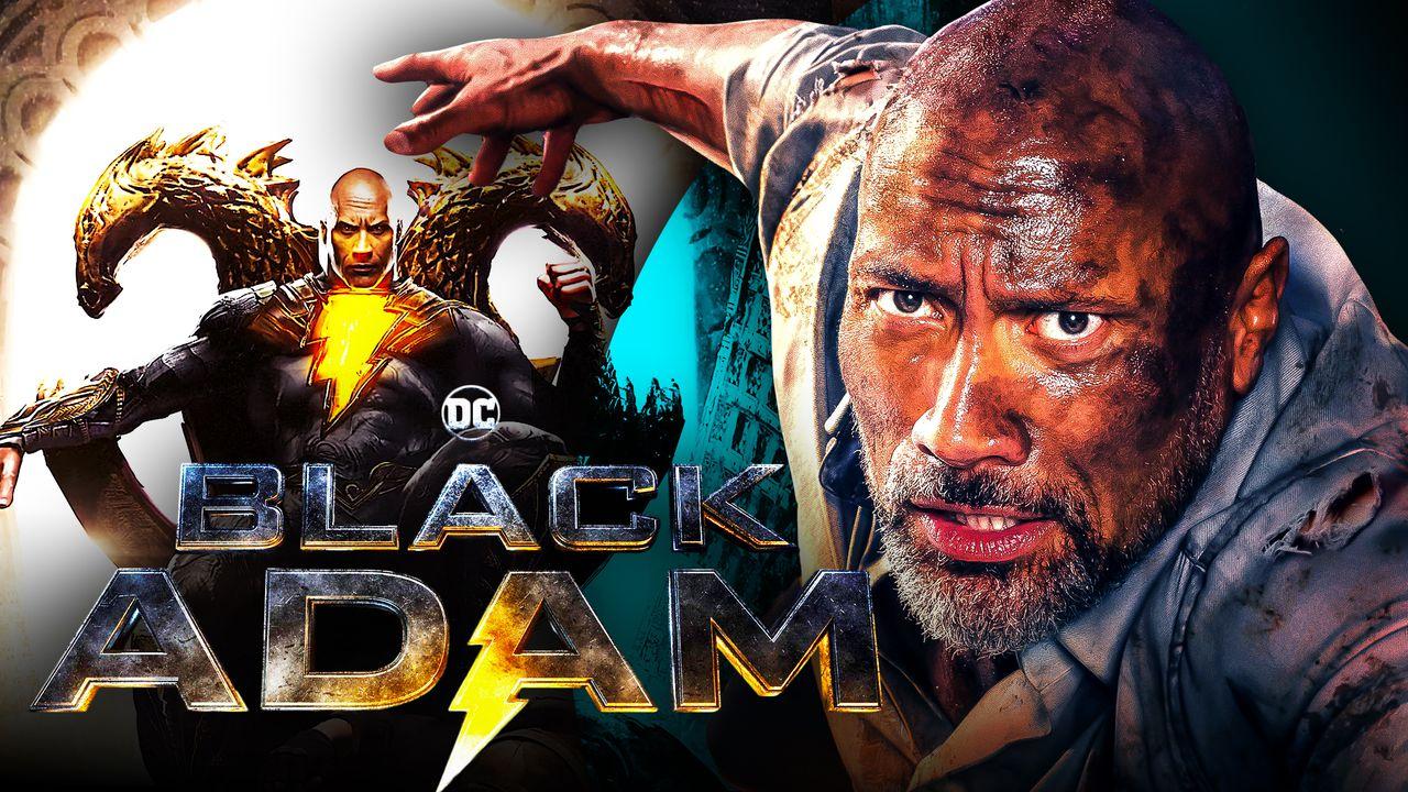 Dwayne Johnson, Black Adam