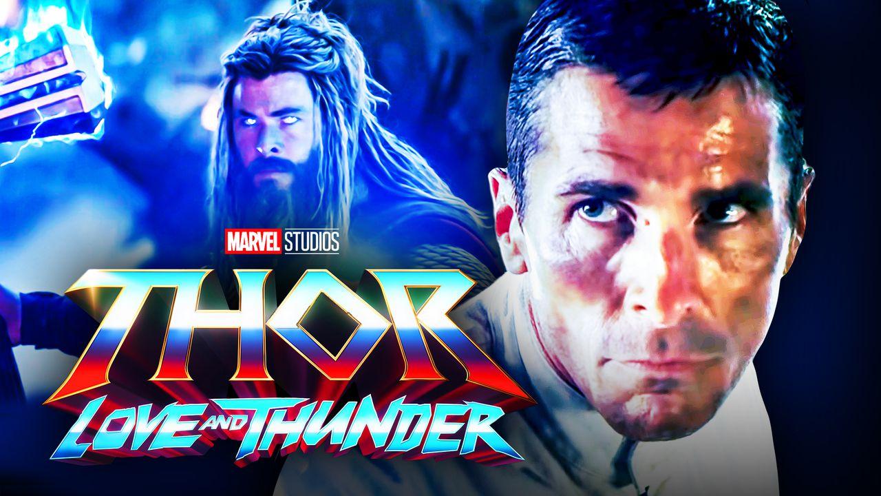 Christian Bale Thor 4 Love and Thunder
