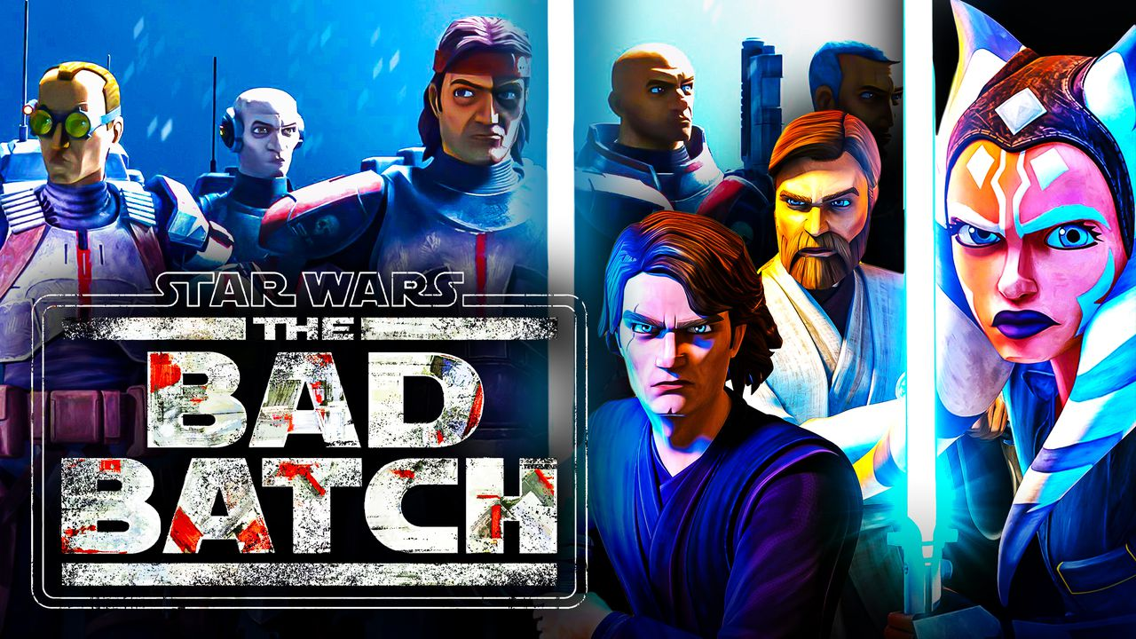 Star Wars: The Bad Batch, The Clone Wars