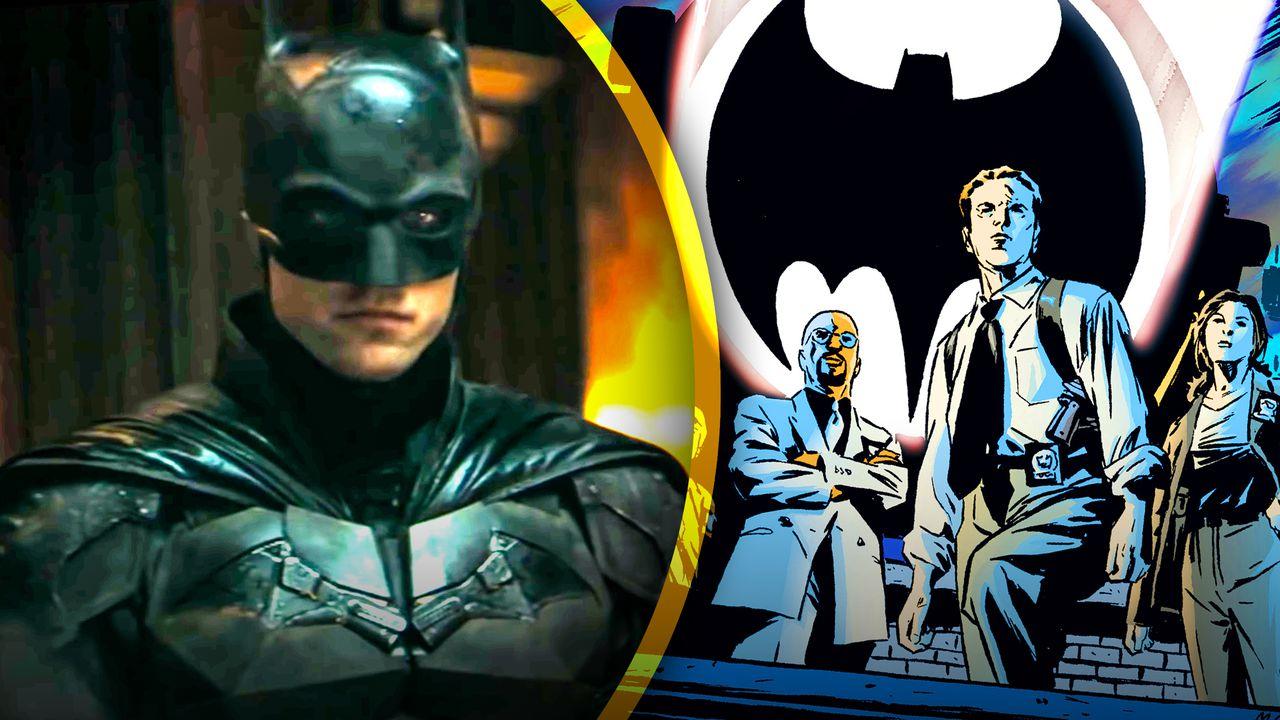 Batman, Gotham Bat Symbol