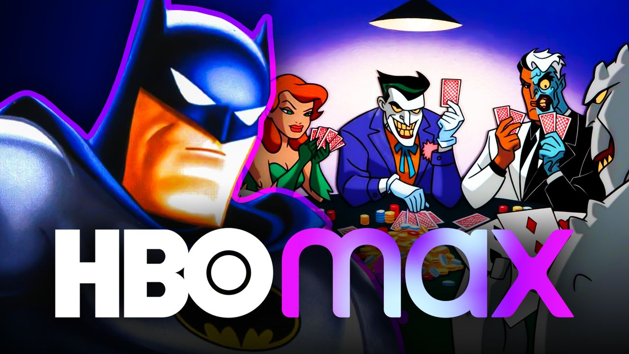 Batman Animated Series, HBO Max