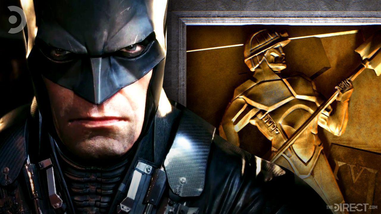 Batman, Mystery Image