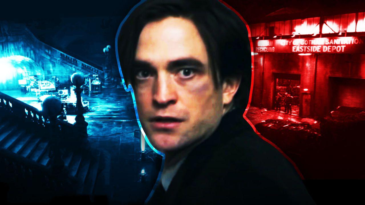 Batcave, Robert Pattinson, Gotham City