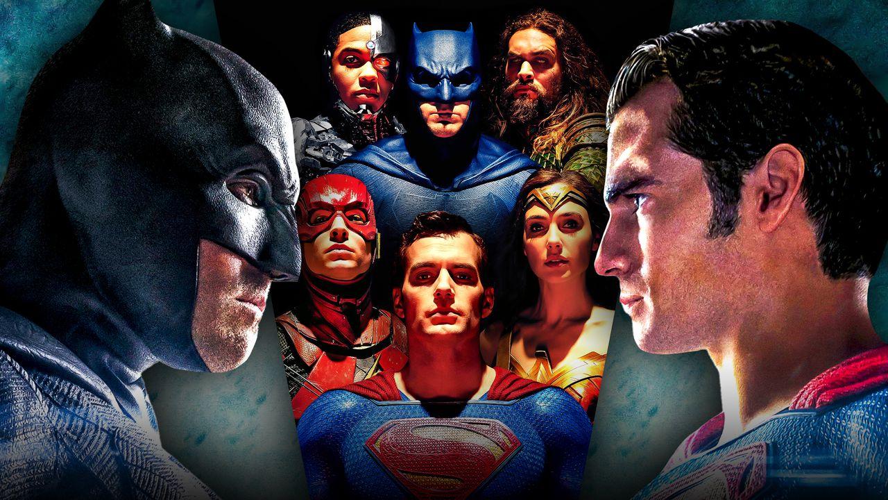 Batman, Superman, Justice League