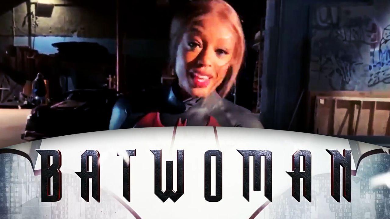 Javicia Leslie Batwoman Logo