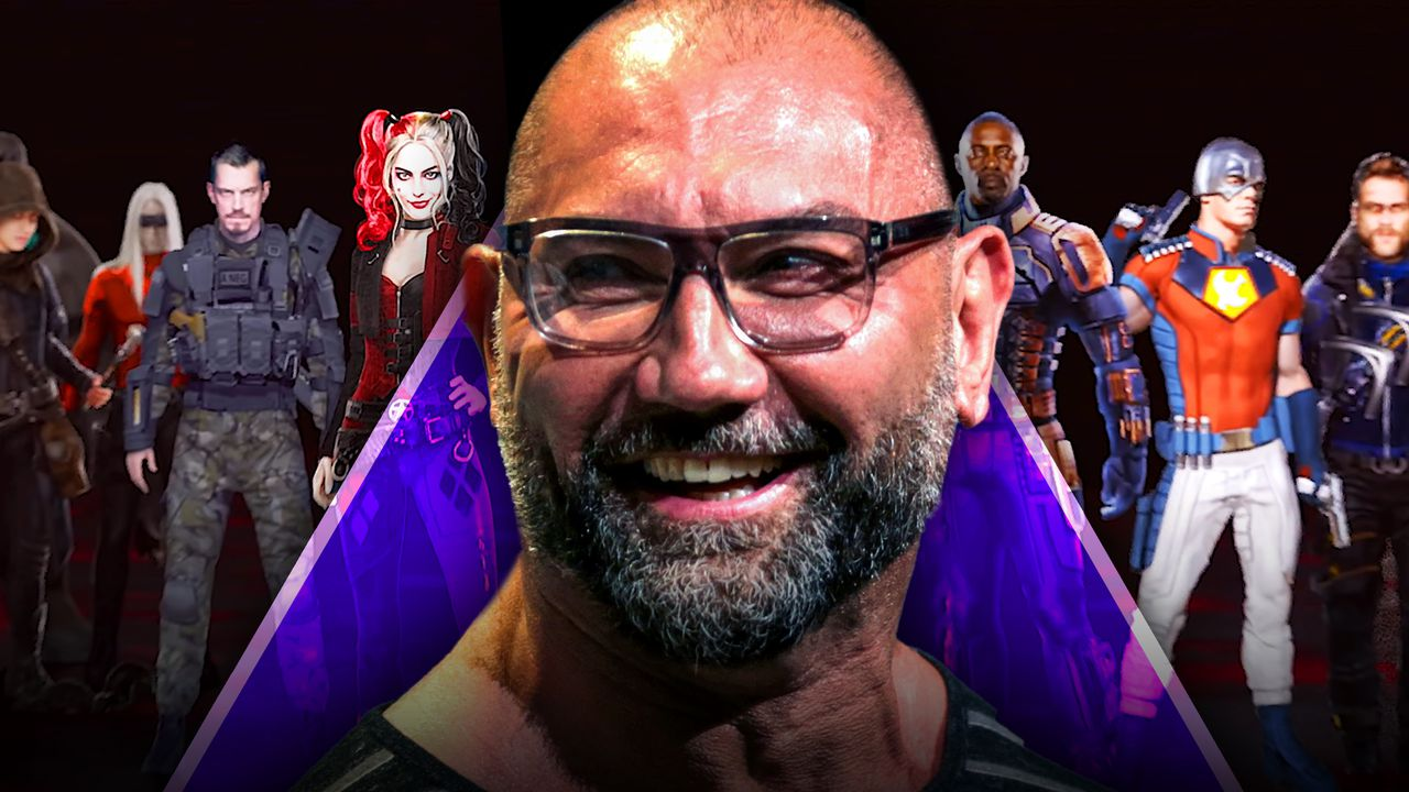 Dave Bautista, Suicide Squad Characters