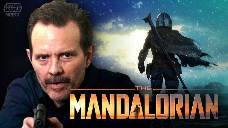 Michael Biehn's design for The Mandalorian