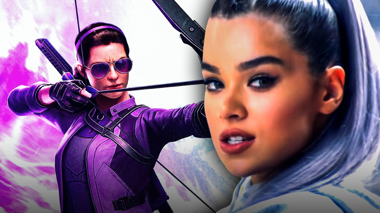 Kate Bishop, Hailee Steinfeld