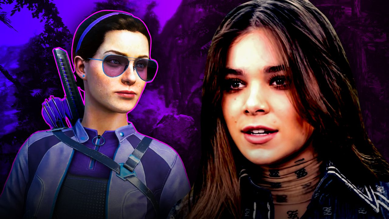 Hailee Steinfeld, Kate Bishop