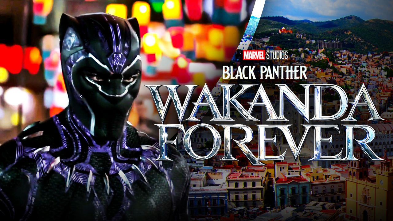 Black Panther 2: Wakanda Forever Listing Reveals Scene In Mexican Village