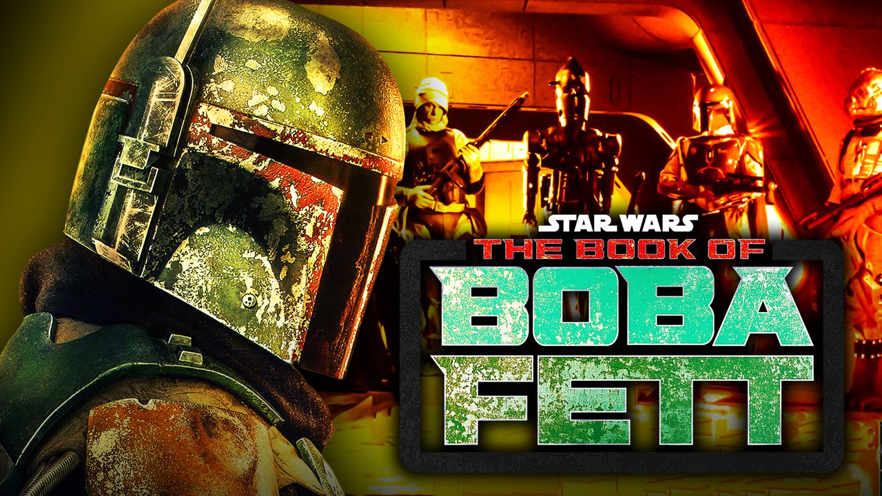 The Book of Boba Fett logo, Bounty Hunters