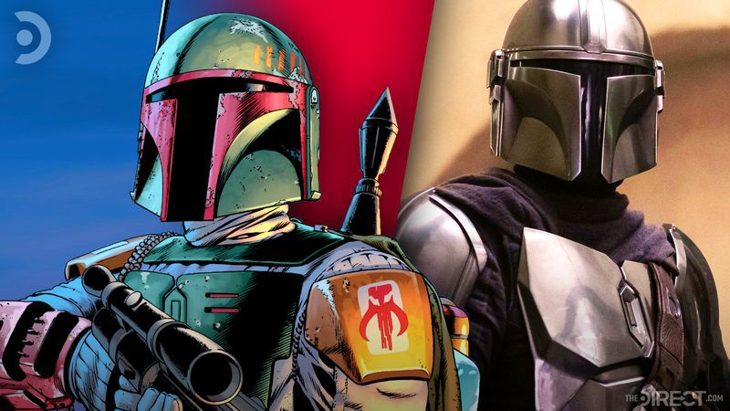 Boba Fett and The Mandalorian