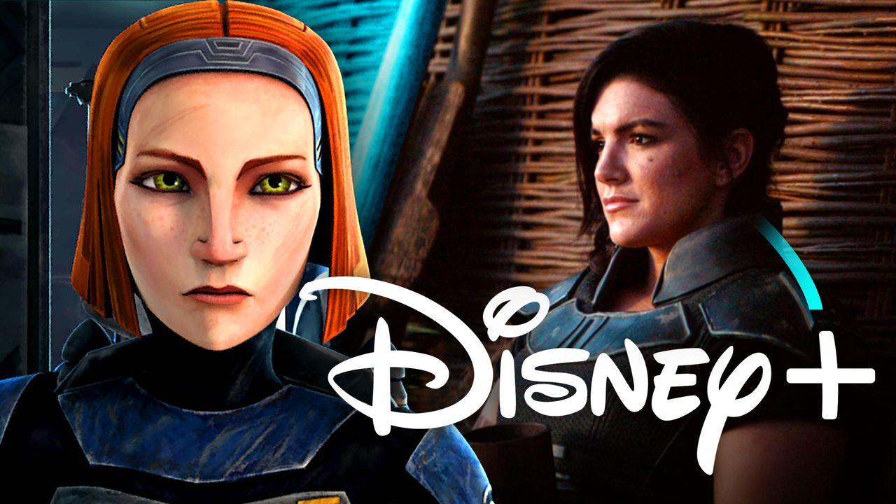 Bo-Katan, Cara Dune, Disney+
