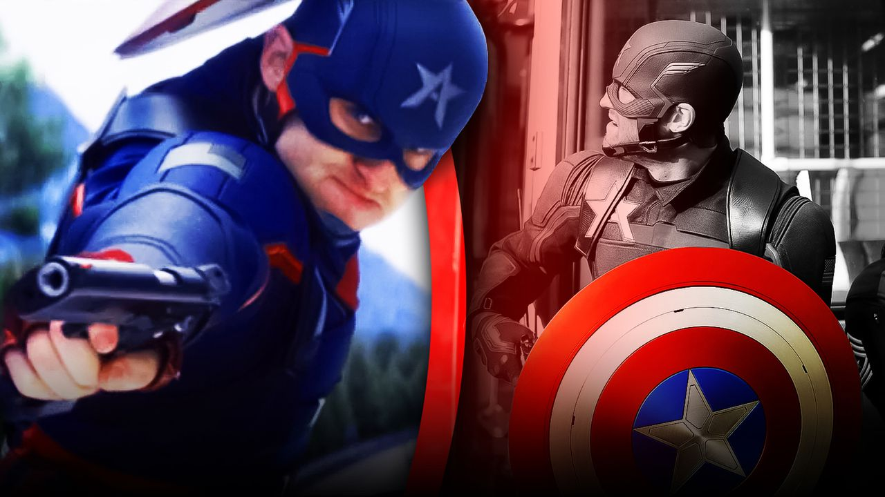 Falcon and Winter Soldier: Wyatt Russell Responds To Captain America's Pistol Use