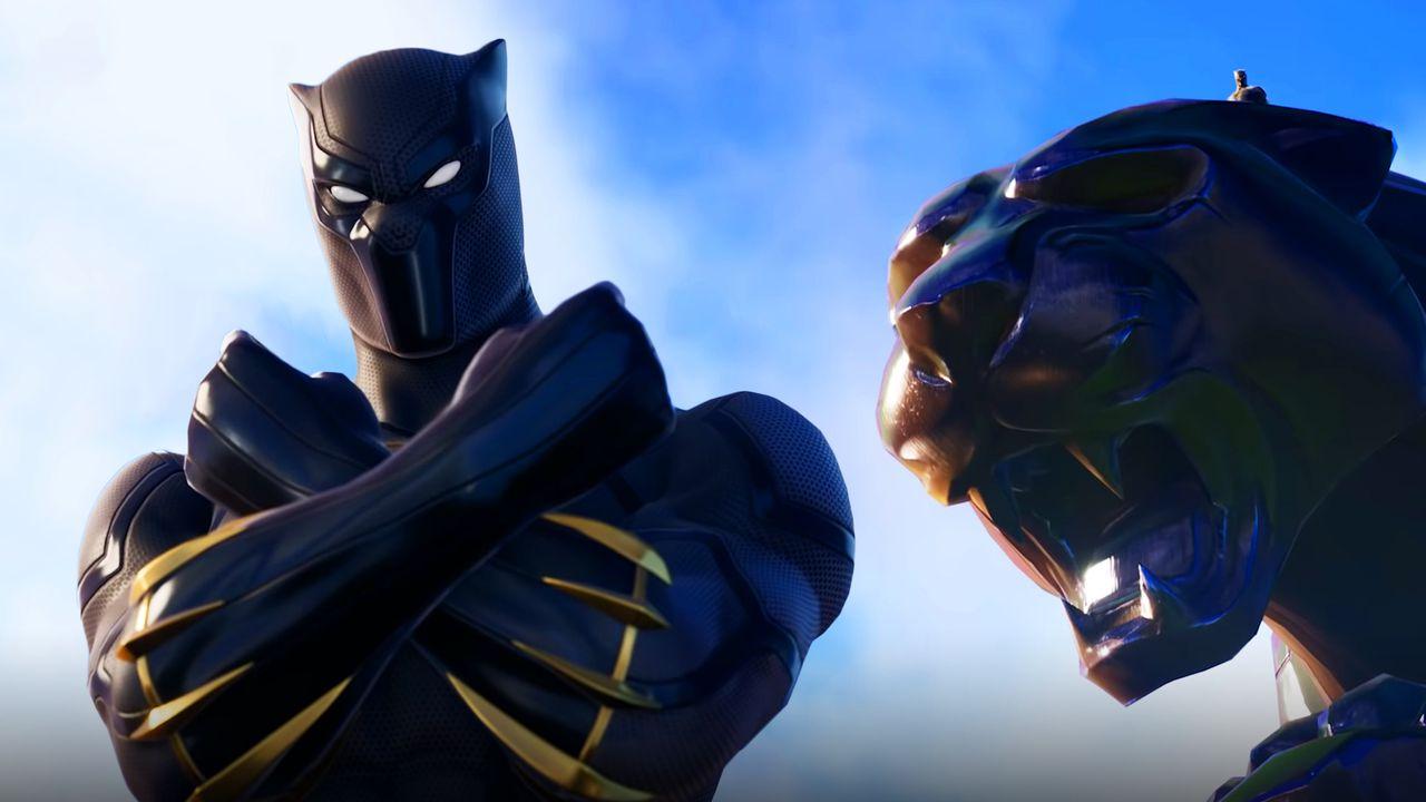 Black Panther Fortnite Season 5 Thumbnail