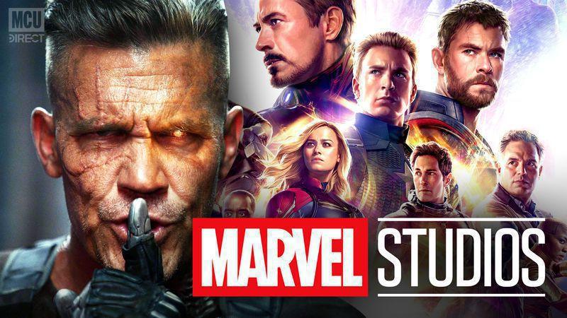 Josh Brolin Cable/Thanos