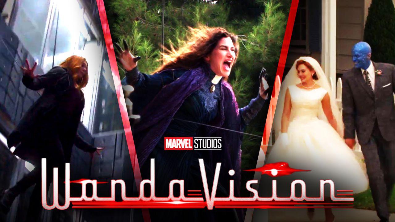 WandaVision Kathryn Hahn Vision