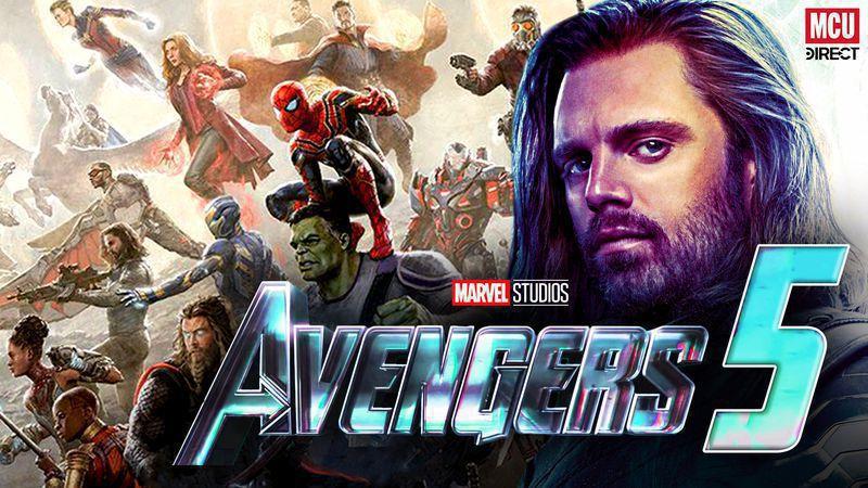 Sebastian Stan Avengers 5