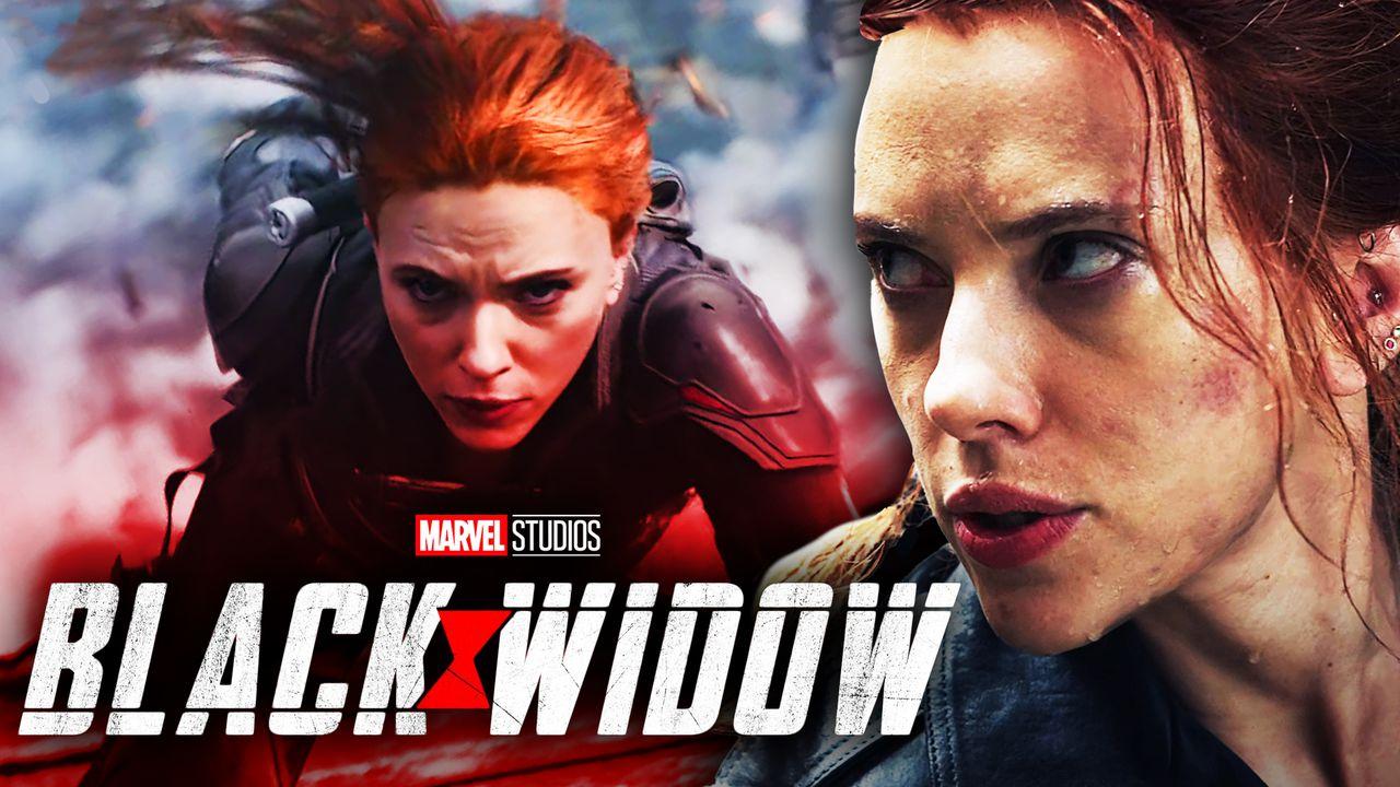 Black Widow, Black Widow logo