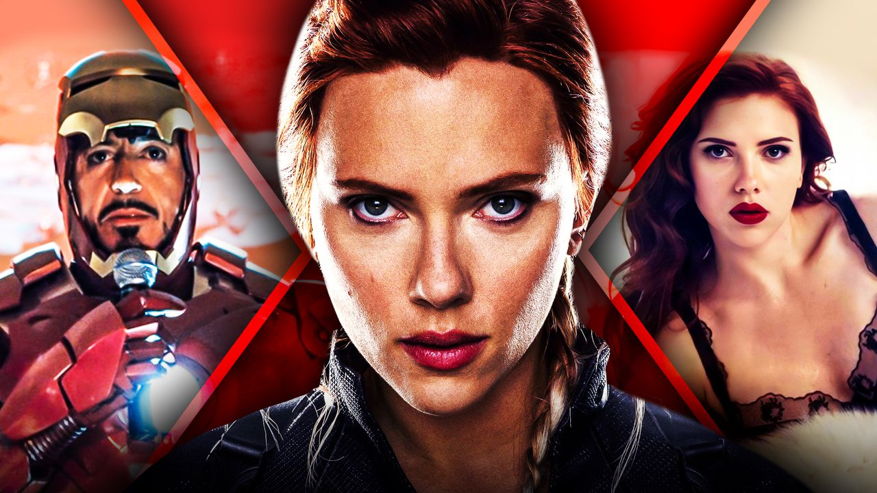 Scarlett Johansson Gets Candid About Iron Man 2's Sexualization of Black Widow
