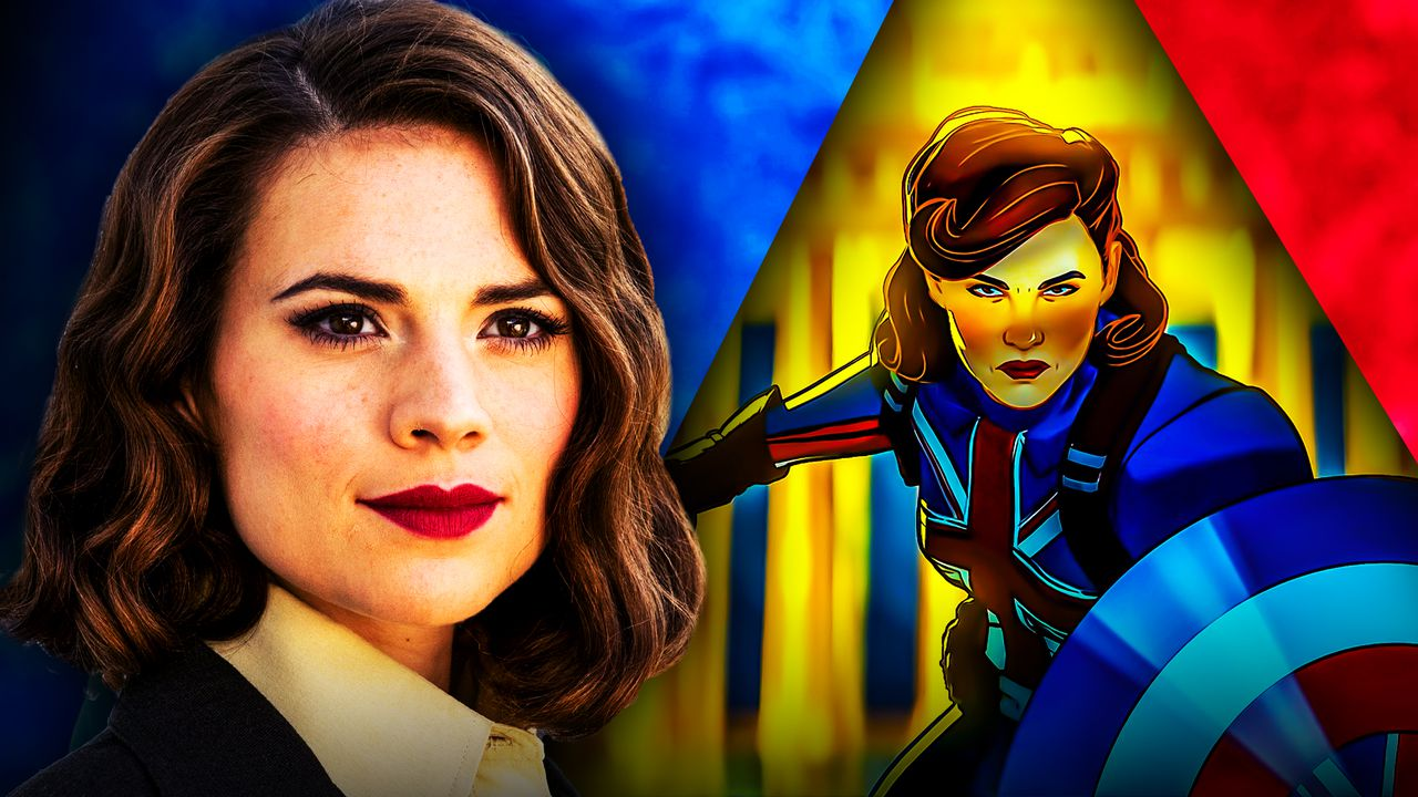 Hayley Atwell Captain Peggy Carter