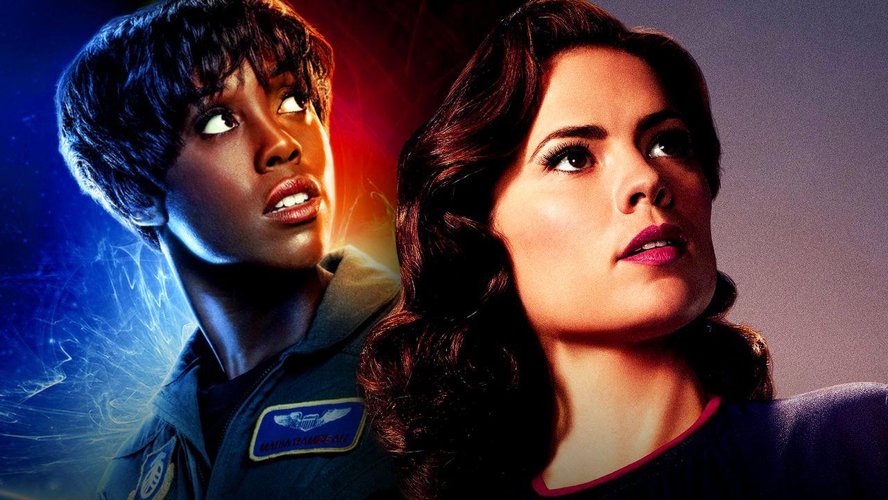 Maria Rambeau, Agent Carter