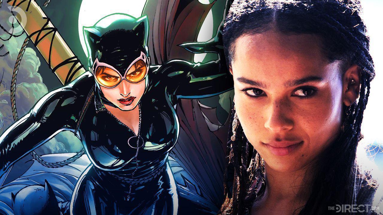 Catwoman,  Zoe Kravitz