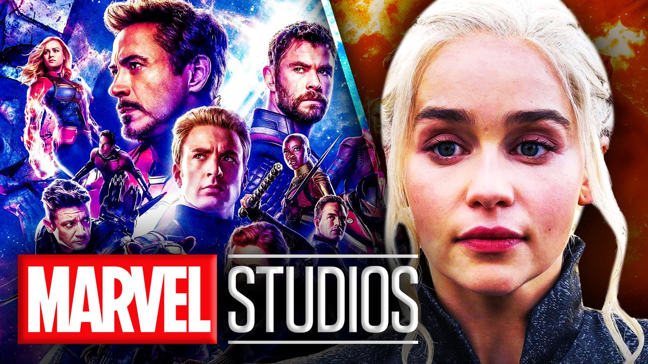 Why Emilia Clarke Is So Terrified of Spoiling Her Marvel Cinematic Universe Role