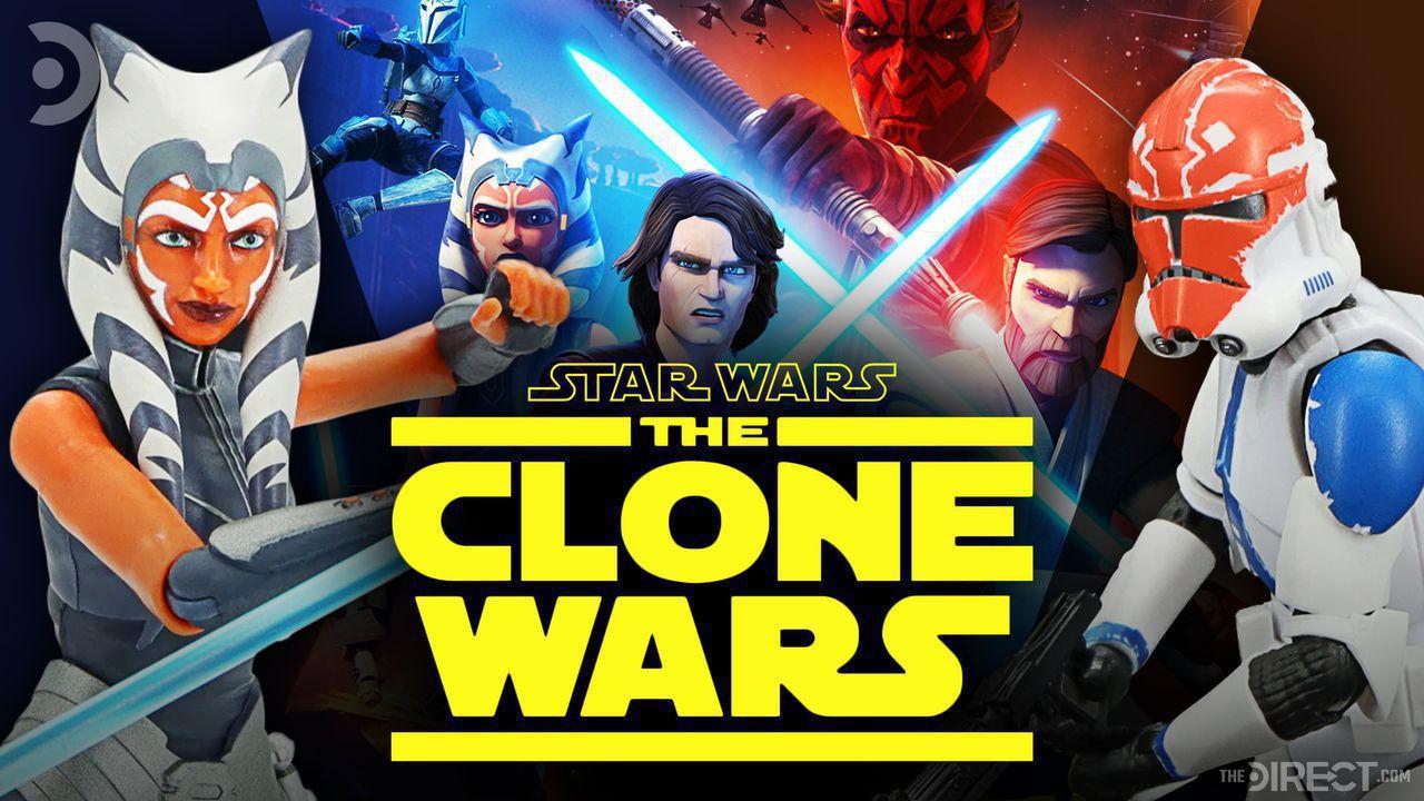 Clone Wars Action Figures