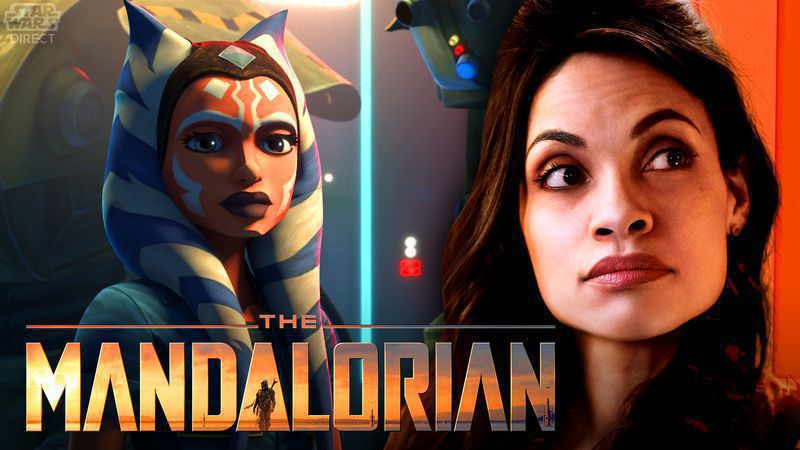 Rosario Dawson Reportedly Cast As Ahsoka Tano In The Mandalorian Season 2
