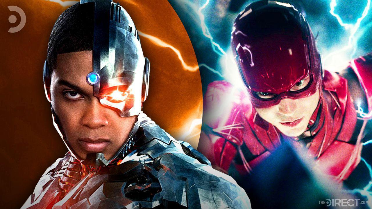 Cyborg Flash