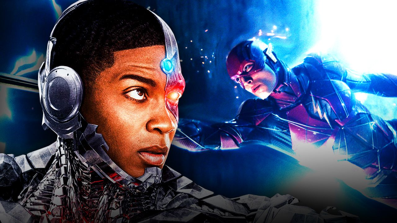 Cyborg, The Flash