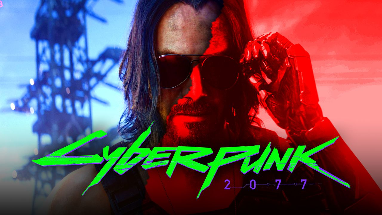 Cyberpunk Keanu Reeves