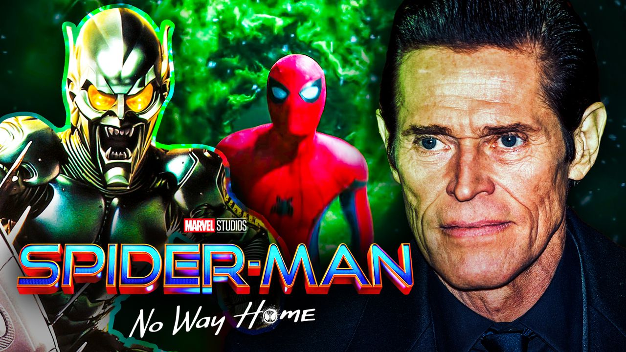 Spider-Man 3: No Way Home: Green Goblin Actor Willem Dafoe Plays Coy on Mystery Role