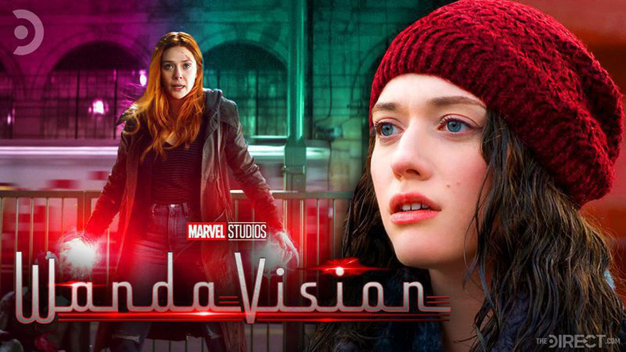 Kat Dennings Describes Running Through Field at Night in WandaVision