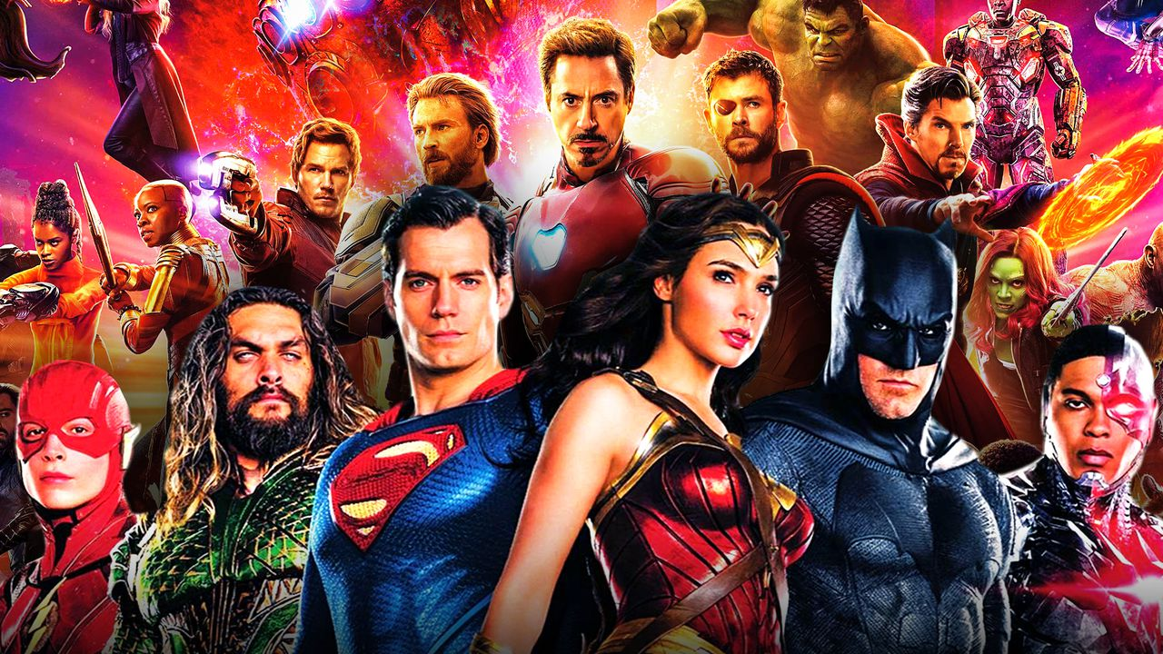 Marvel & DC Have Each Talked About Crossover Movie Possibilities With James Gunn
