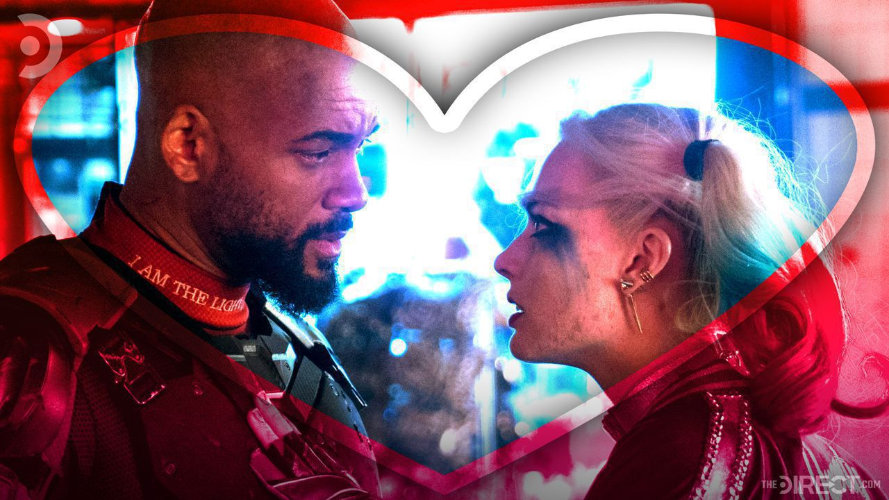 Deadshot and Harley Quinn in 2016's Suicide Squad